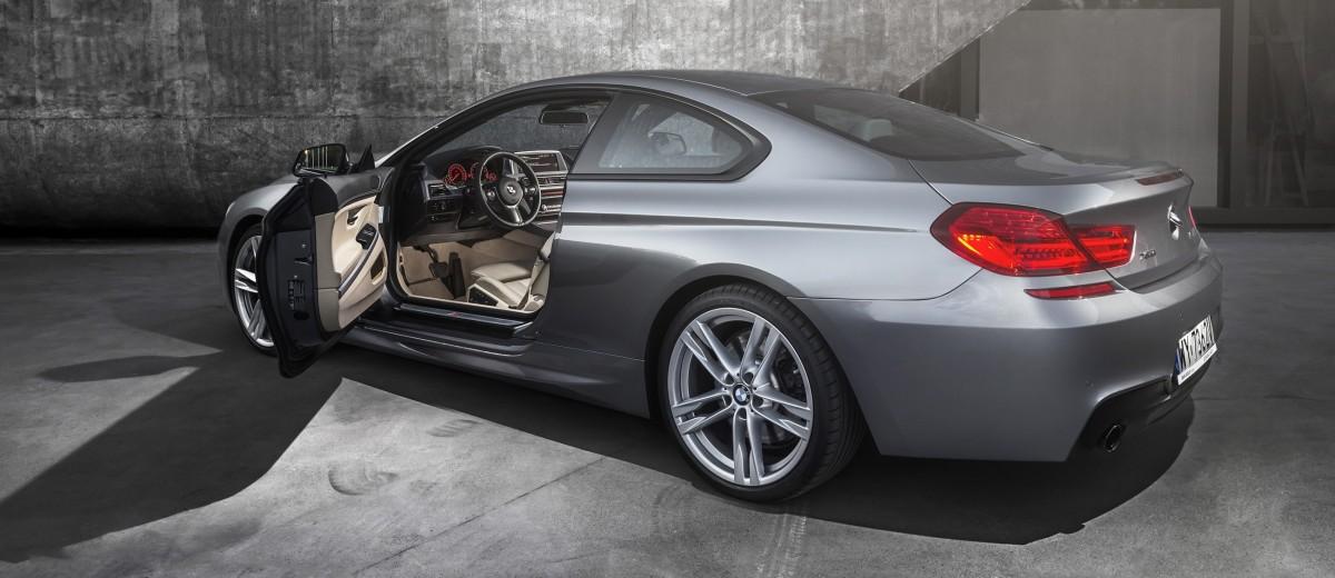 BMW 640i Coupe M Sport Edition - sesja
