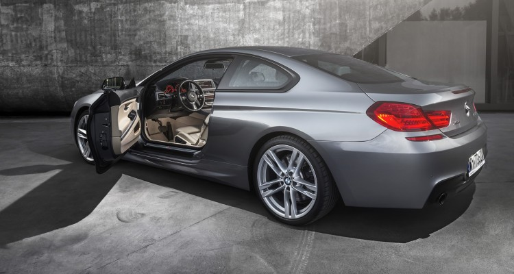 BMW 640i Coupe M Sport Edition - sesja