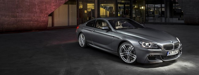 BMW 640i coupe M Sport Edition