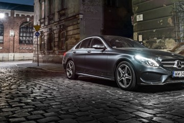 Mercedes-Benz klasy C 220 BlueTec BlueEFFICIENCY Edition