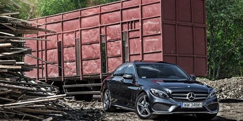 Mercedes C220 AMG test