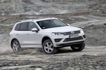 Nowy Volkswagen Touareg R-line