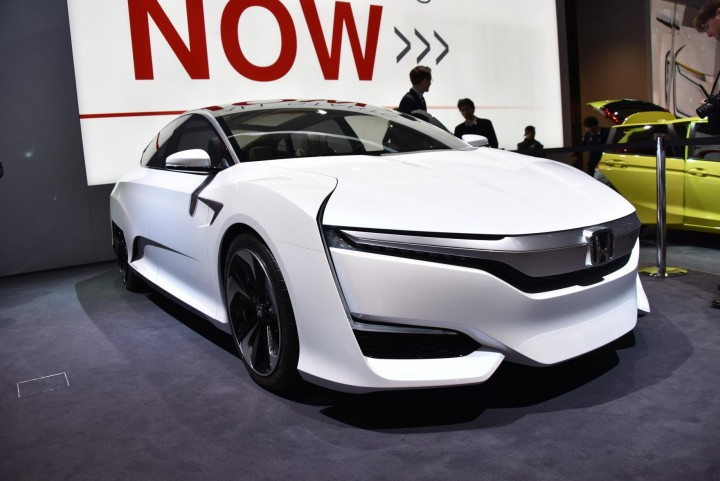Honda FCV Concept Genewa