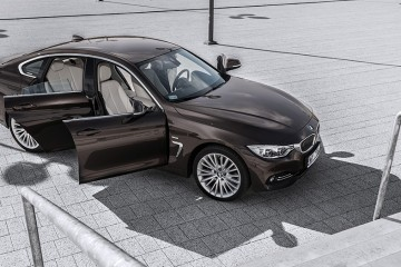 BMW 428i GT - gran coupe zdjecia