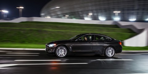BMW 4 Gran coupe test
