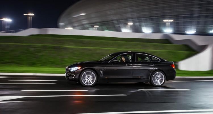 BMW 4 Gran coupe test