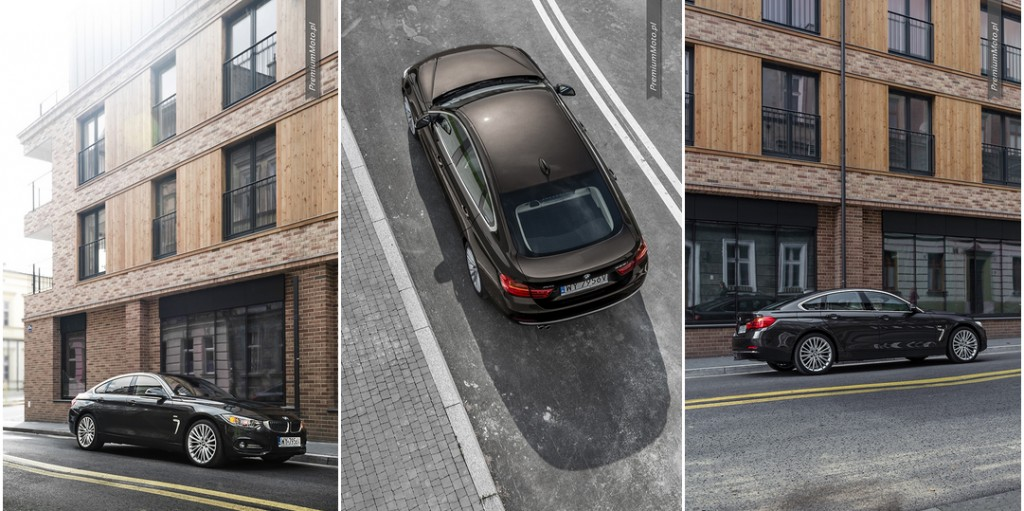 BMW 428i xdrive Gran Coupe test