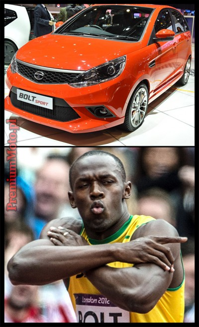 tata bolt vs usain bolt