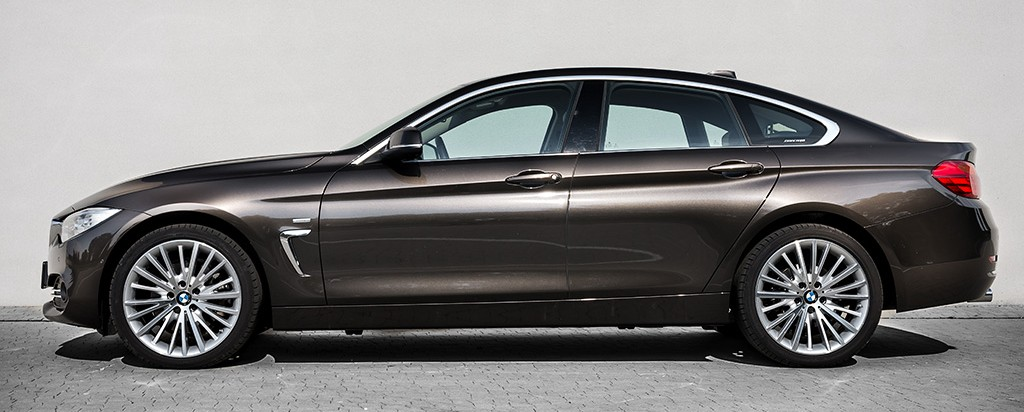 BMW 4 GC test
