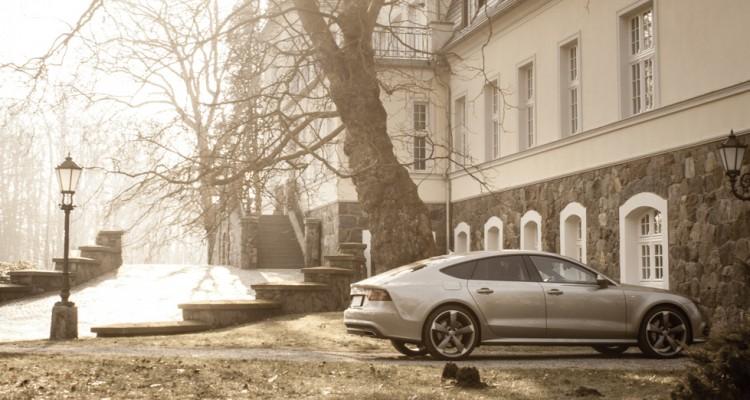 Audi A7 3,0 TDI biturbo test