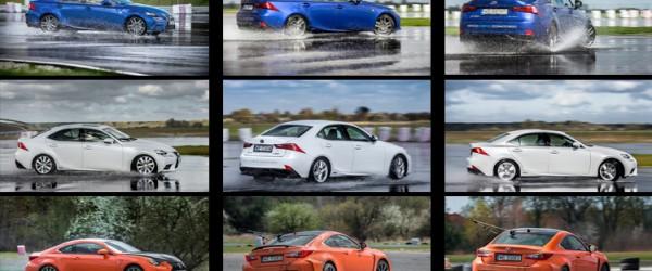 Lexus drift bednary