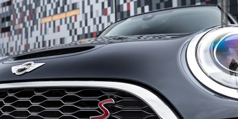 Mini Cooper S F56 test