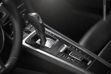 Skrzynia Porsche PDK (Porsche-Doppel-Kupplungs Getriebe) to jeden z najdroższych dodatków w naszym Boxsterze S - kosztuje 14,5 tys. ale podobno sprawdza się w akcji.