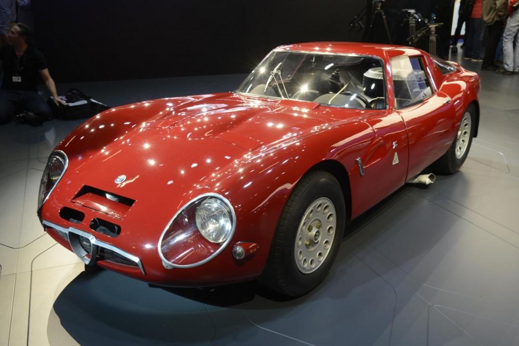 Alfa Romeo Giulia Sport Frankfurt 2015