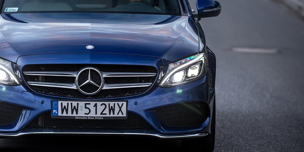 Mercedes C300 Hybrid AMG