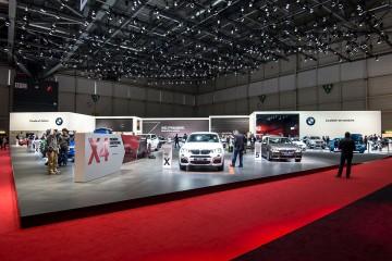 BMW at geneva motor show 2016