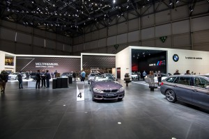 BMW at geneva motor show 2016
