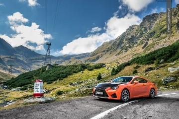 Lexus RC-F Carbon zdjecia