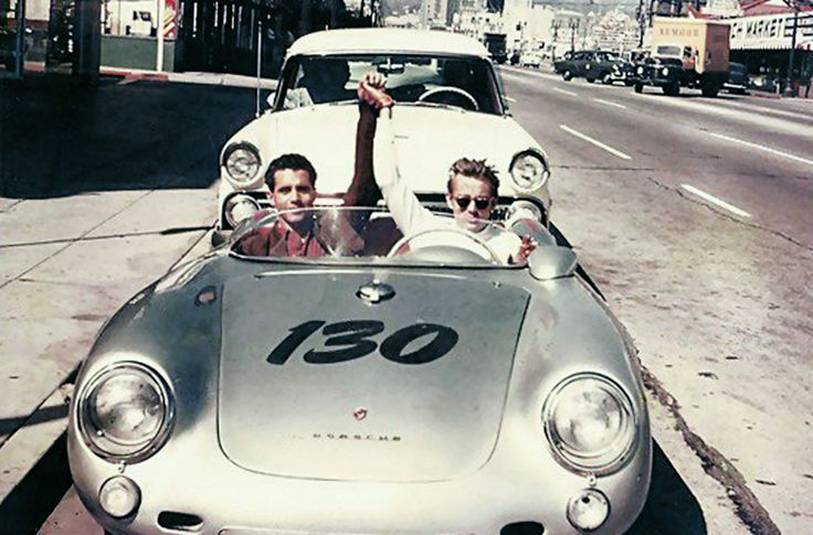 james dean porsch 550 spyder