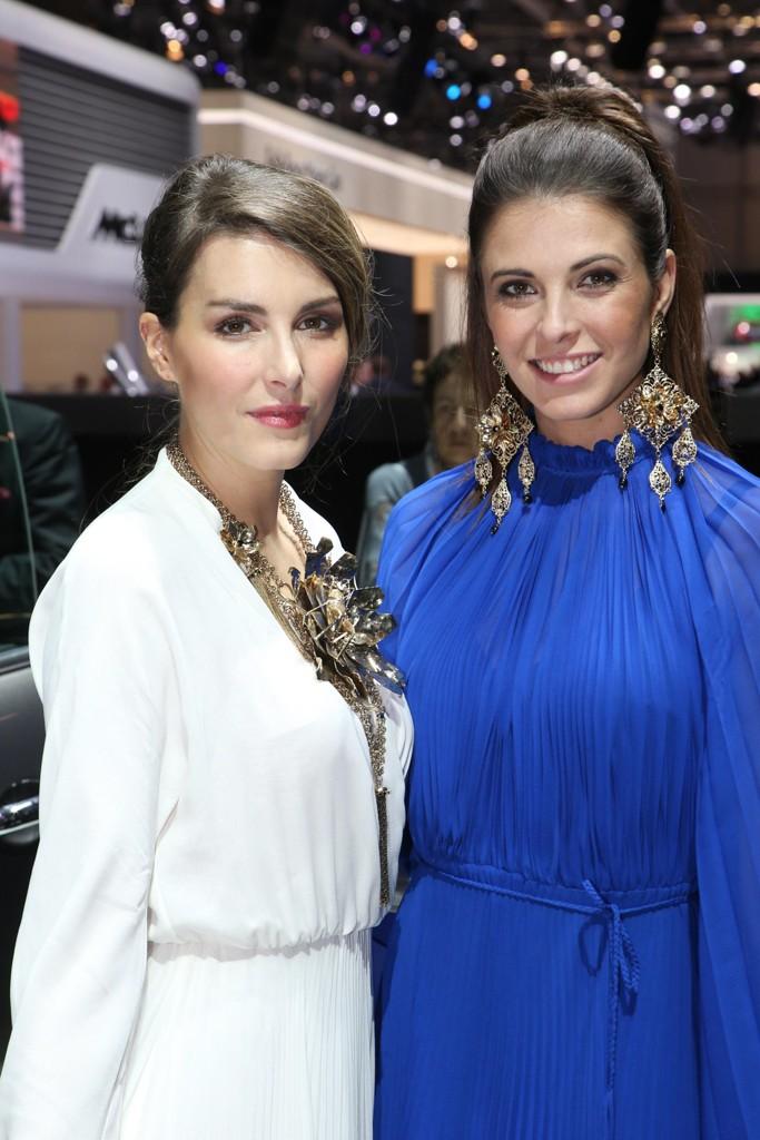 Dziewczyny od Maserati (Levante). Włosi wygraywają konkurs na najbardziej wytworne kracje