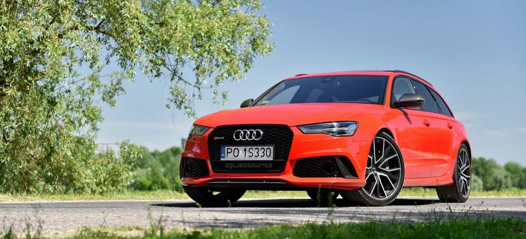 Audi RS6 Avant Performance Warszawa