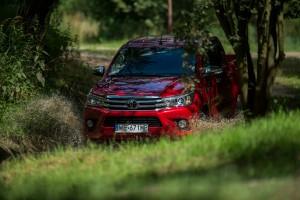 Nowa Toyota Hilux polska premiera