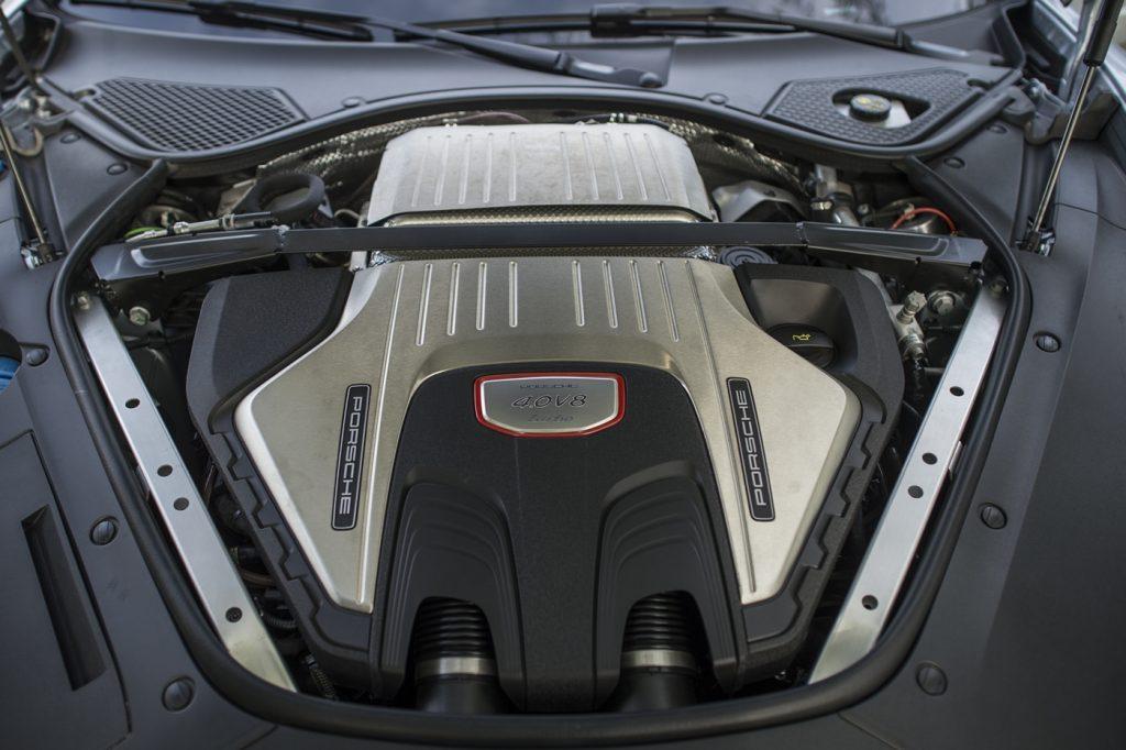 Nowa Panamera Turbo