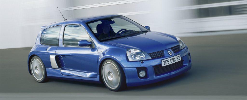 Renault Clio V6 FL