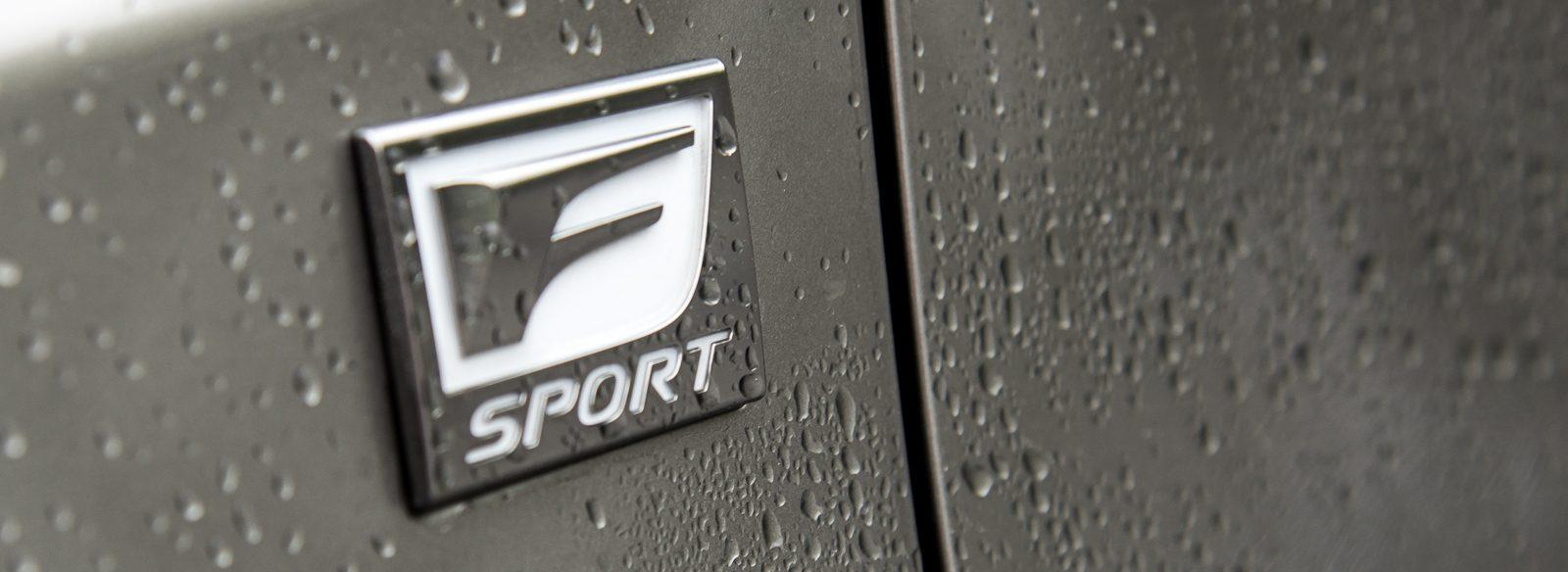 nowy-lexus-rx450h-fsport-logo