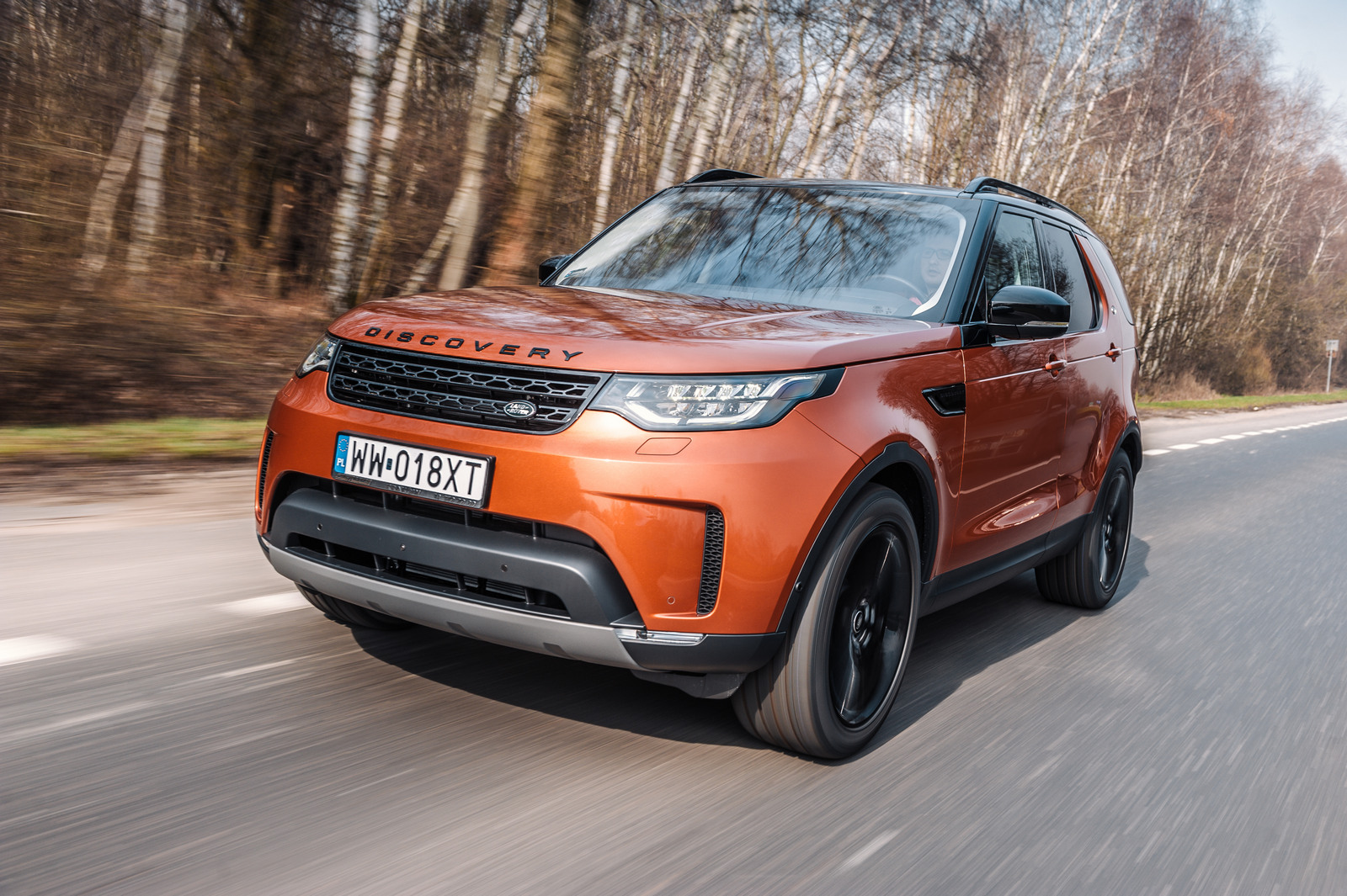 nowy land rover discovery 2017 test i opinia dane techniczne. Black Bedroom Furniture Sets. Home Design Ideas