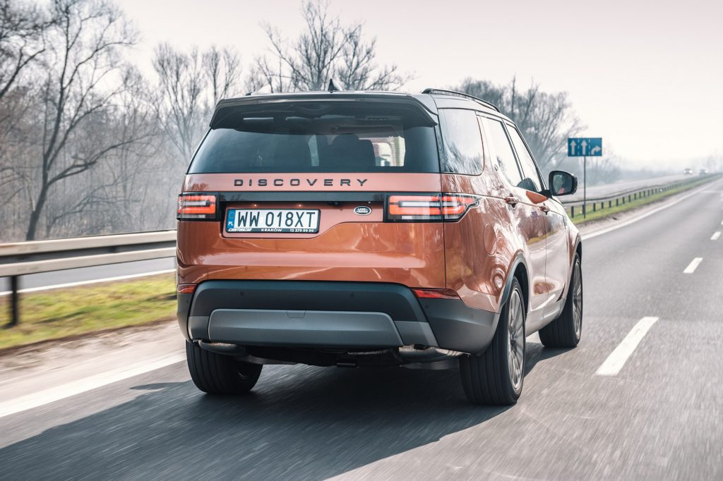 nowy ladn rover discovery - test i opinia