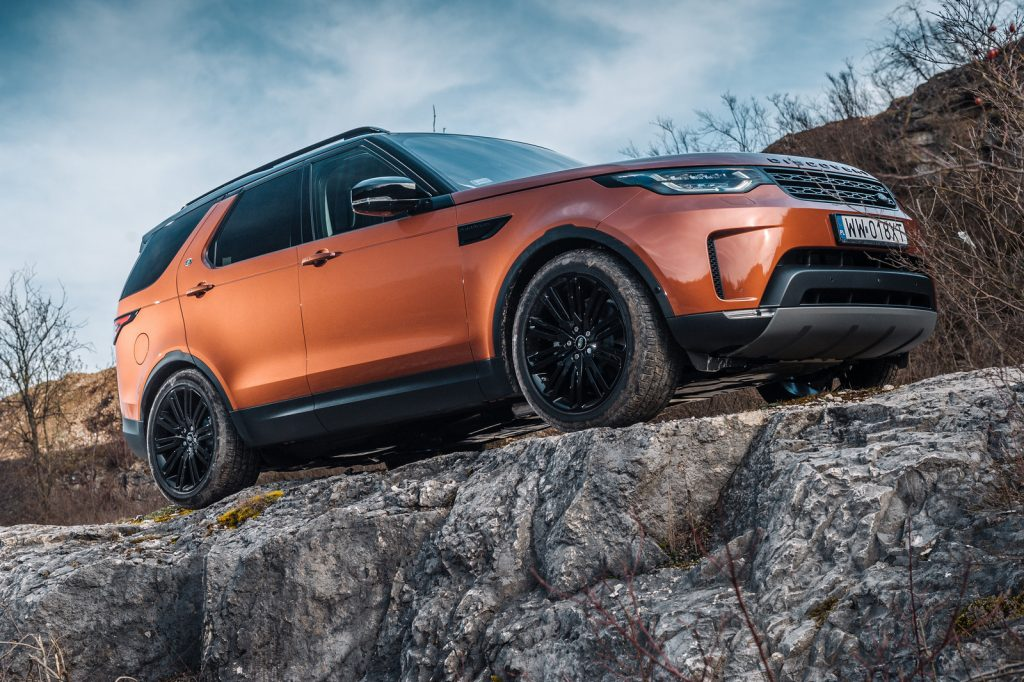 nowy land rover discovery 5 2017 test opinia polska 95