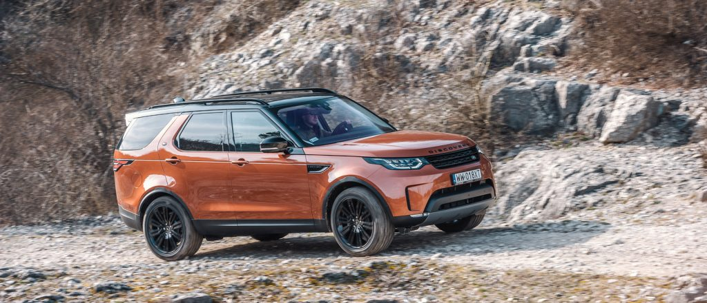 nowy land rover discovery 5 2017 test opinia polska 97