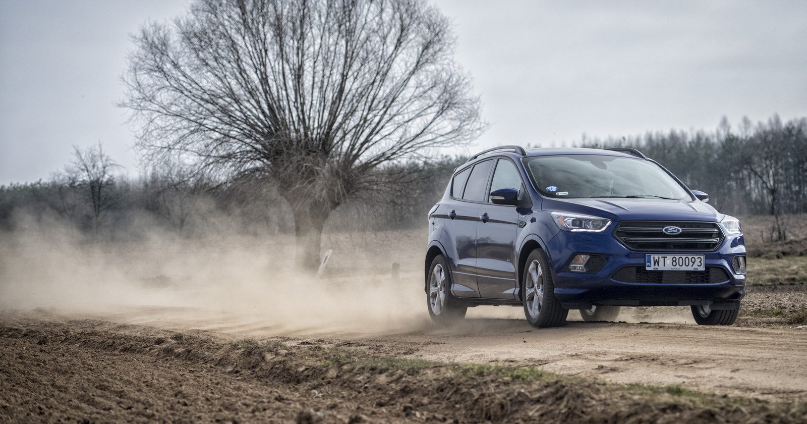 nowy ford kuga test opinia naped 4x4
