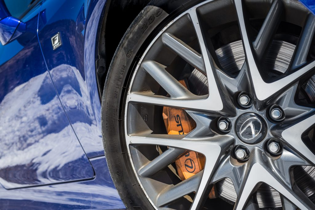 Lexus RC 200t f sport test opinia 20