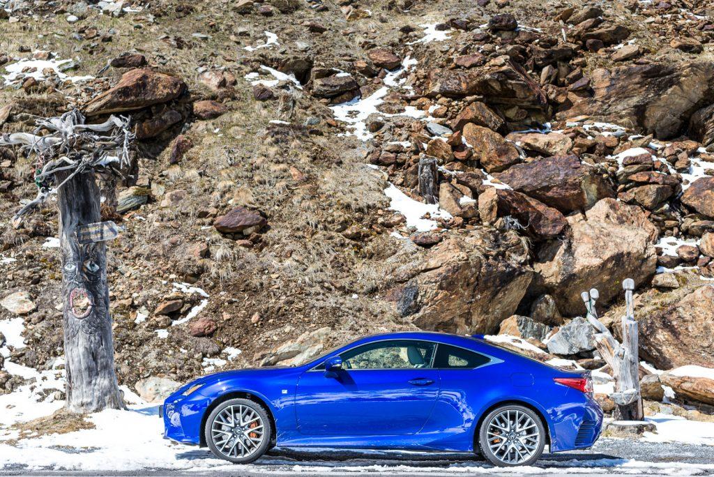 Lexus RC 200t f sport test opinia 24