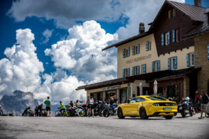 ford mustang w dolomitach 27