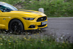 ford mustang w dolomitach 30