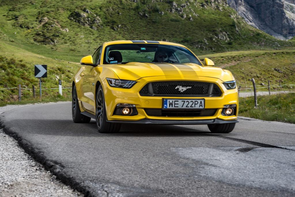 Fort Mustang GT (V8) opinia