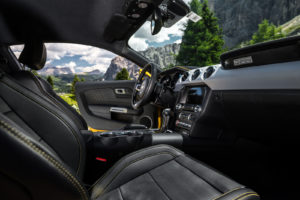 ford mustang w dolomitach 7