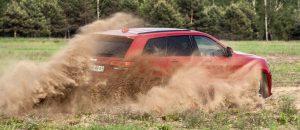 Jeep Grand Cherokee SRT 2017 test opinia 51