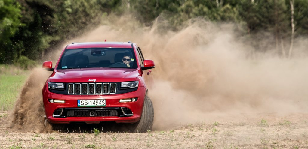 Jeep Grand Cherokee SRT 2017 test opinia 53
