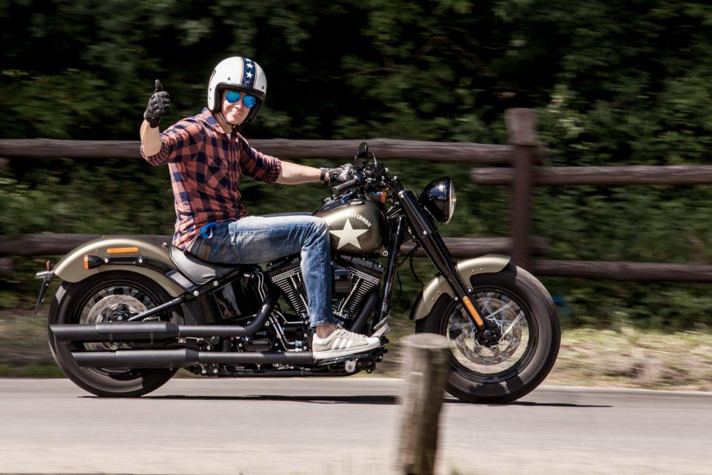 Harley Davidson Softail Slim S test opinia wrazenia 27