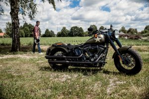 Harley Davidson Softail Slim S test opinia wrazenia 58
