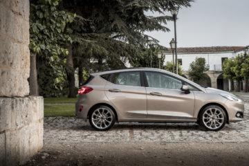 Nowy Ford Fiesta Vignale