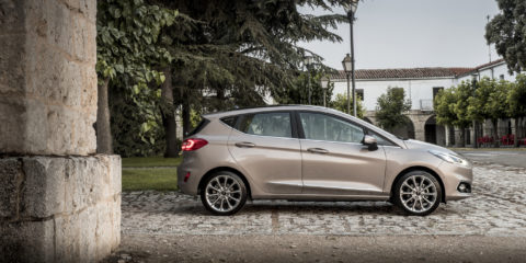 Nowy Ford Fiesta Vignale