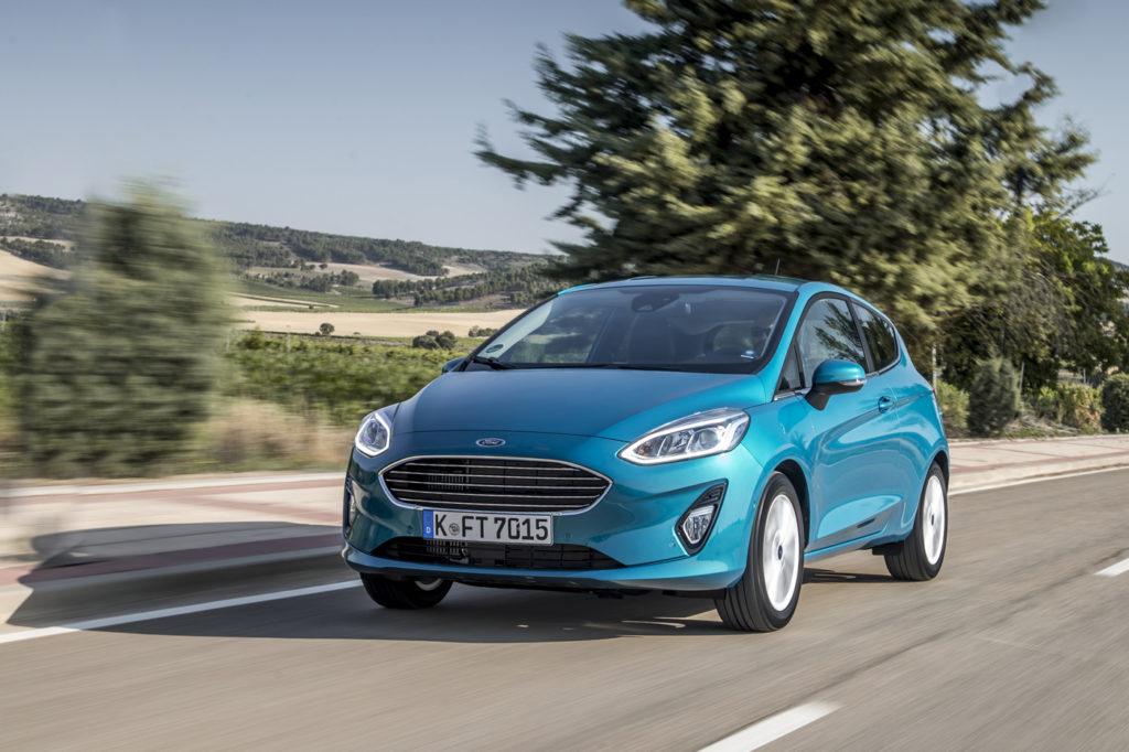 Nowy Ford Fiesta 2017 opinia 7