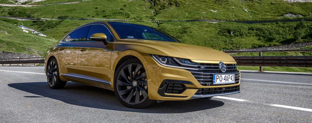 Volkswagen Arteon wrazenia z jazdy