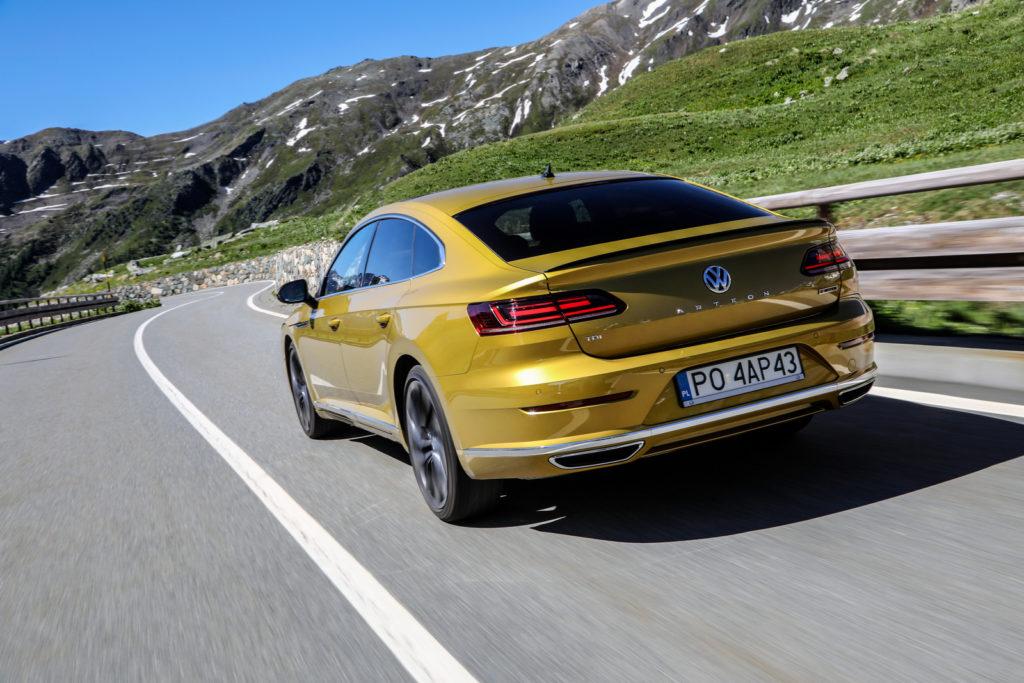 volkswagen arteon test opinia wrazenia z jazdy