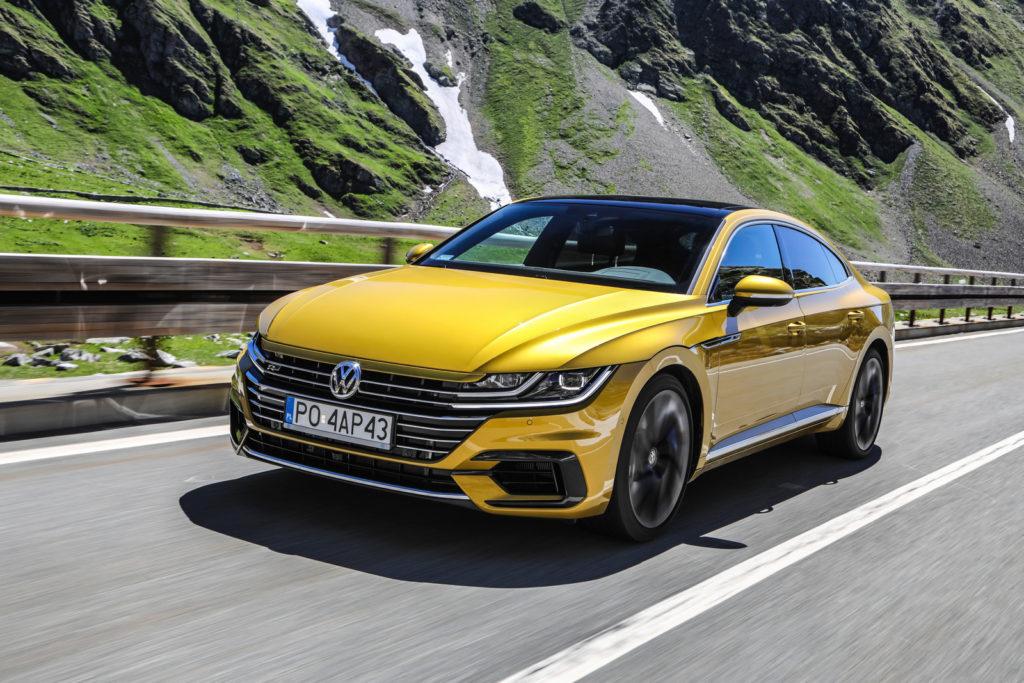volkswagen Arteon opinia i wrazenia z jazdy